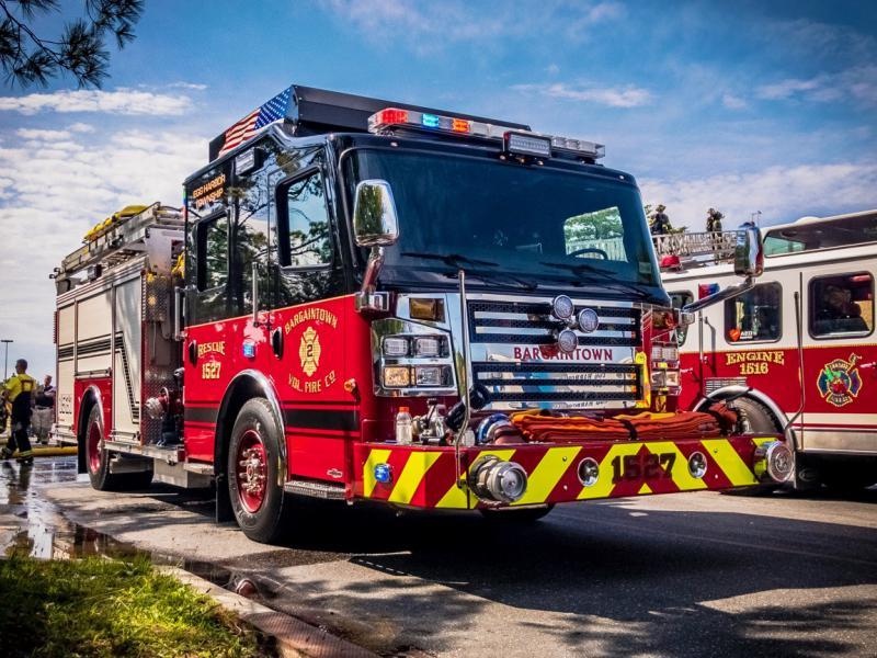 Rescue Engine 1527